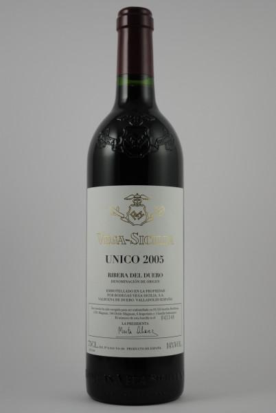 2005 UNICO Reserva